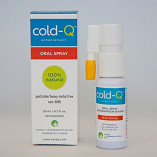 Cold-Q™ throat spray