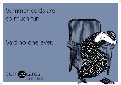 Do You Know the Difference Between a Summer Cold and a Winter Cold?