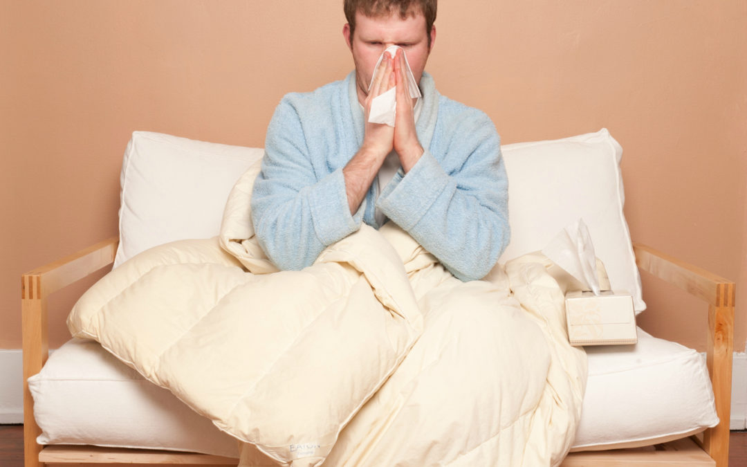 How to Stop Cold and Flu Before it Starts